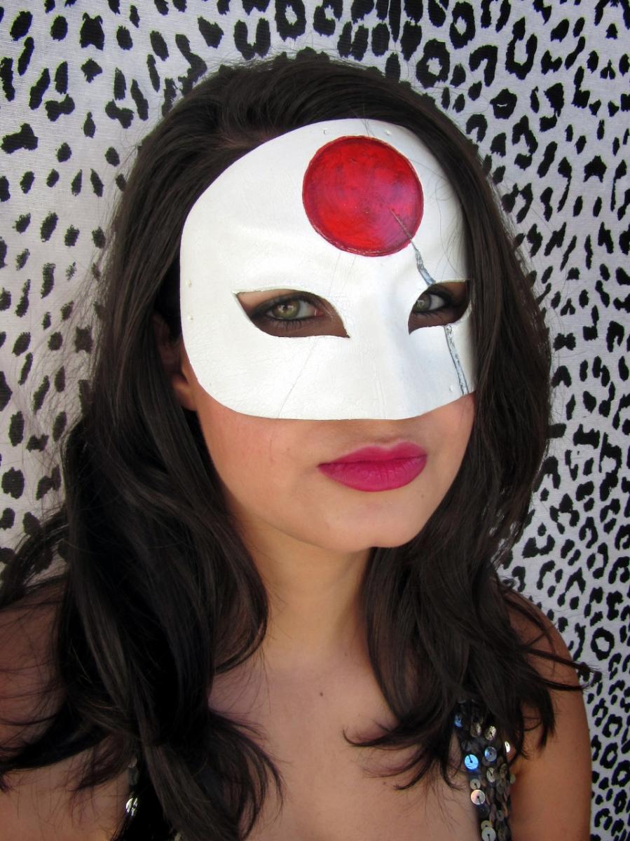Máscara Katana