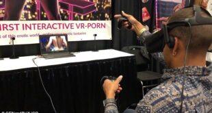 Realidade Virtual pornô 3D