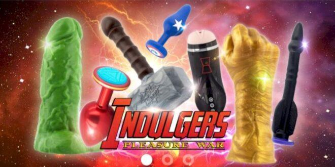Vingadores-sextoys