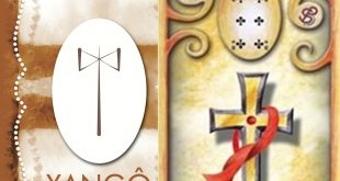 baralho cigano cruz e xangô