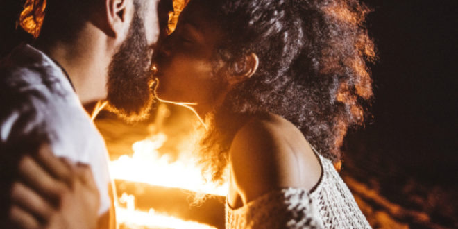 casal pegando fogo