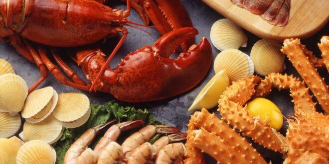 frutos do mar afrodisiacos