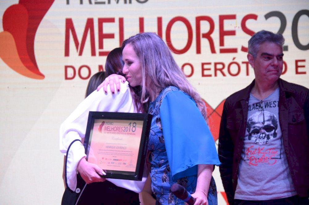 Homenagem - Premio Melhores do Mercado Erótico