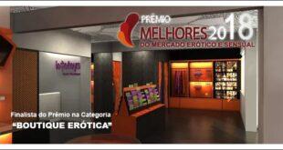 Prêmio Melhores do Mercado Erótico-Grupo Pela Vidda