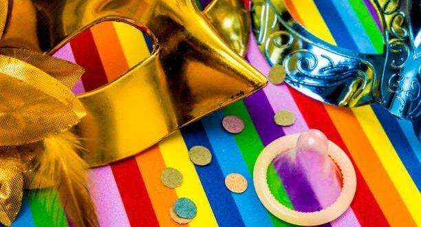 saúde íntima no carnaval