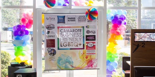 Parada LGBT - CAMAROTE BUSINESS FRIENDLY