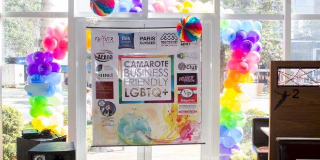 Parada LGBT - CAMAROTE BUSINESS FRIENDLY