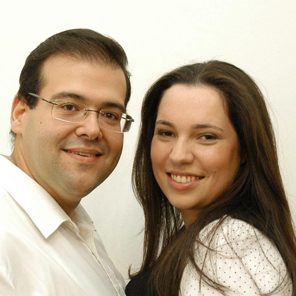 João e Lídia Ribeiro