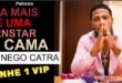Nego Catra - palestra - promoção