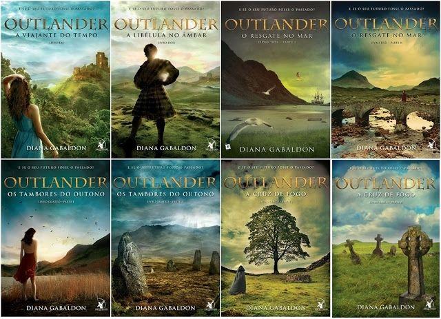 Outlander de Diana Gabaldon - Romances Eróticos