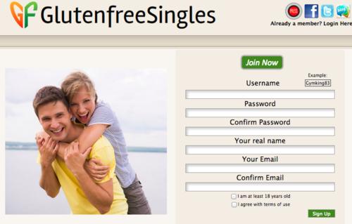 Gluten-Free Singles-appdepaquera