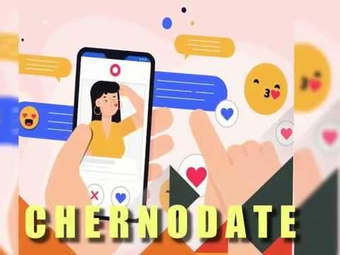 Chernodate - app de paquera