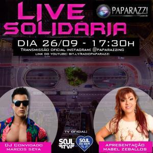 LIVE RÁDIO PAPARAZZI 2