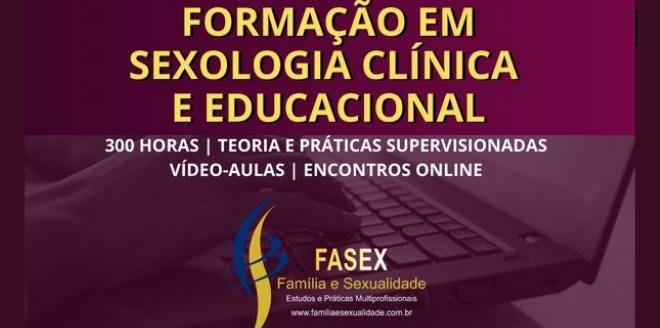 formação em sexologia clínica e educacional