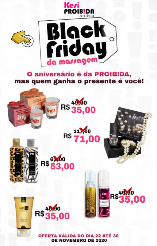 Black Friday Kesi Proibida