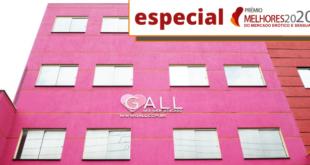 A Gall Sex Shop é finalista como Melhor Distribuidora de 2020 no Prêmio Melhores do Mercado Erótico e Sensual